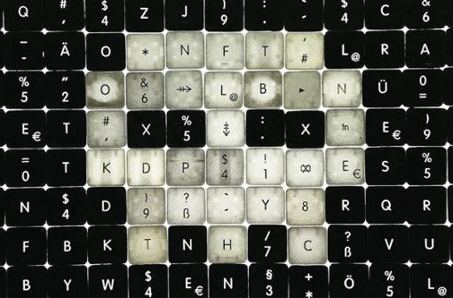 Biete digitale Kunst, nehme Kryptowährung