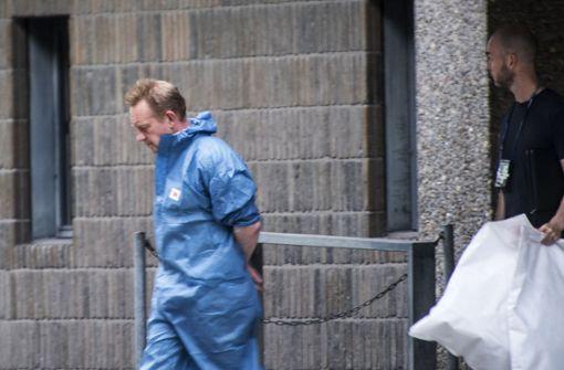 Kim Walls Mörder scheitert bei Fluchtversuch aus Gefängnis