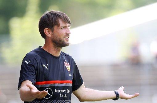 Die nächste Trainerentlassung beim VfB
