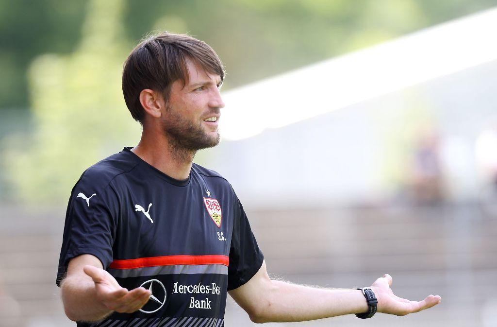 Seine Zeit beim VfB ist vorbei: Sebastian Gunkel Foto: Baumann