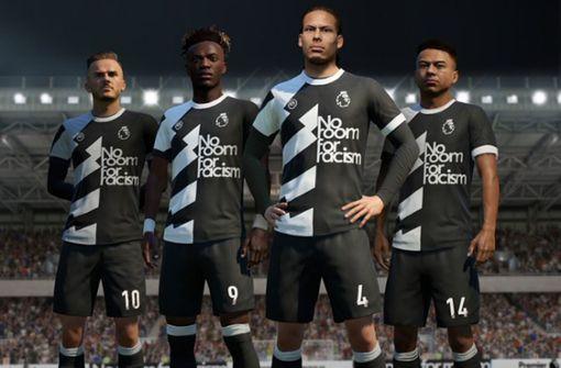 FIFA-20-Entwickler setzen Zeichen gegen Rassismus