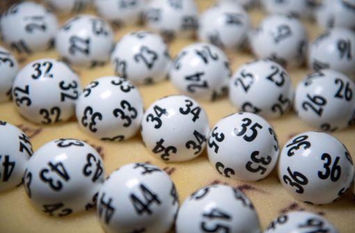 Lottospieler aus dem Südwesten gewinnt eine Million Euro