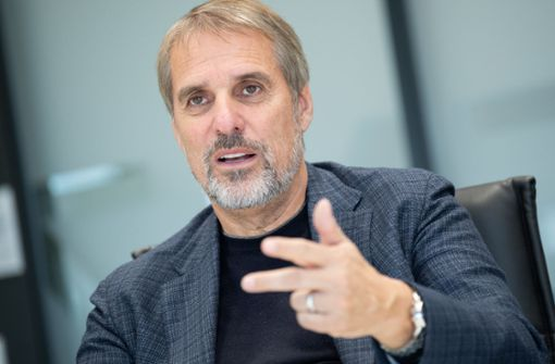 Wilfried Porth ist neuer Südwestmetall-Chef