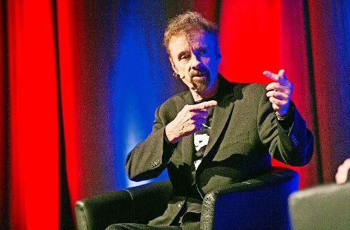T. C. Boyle zeigt im Neckar Forum den Beat der Sprache