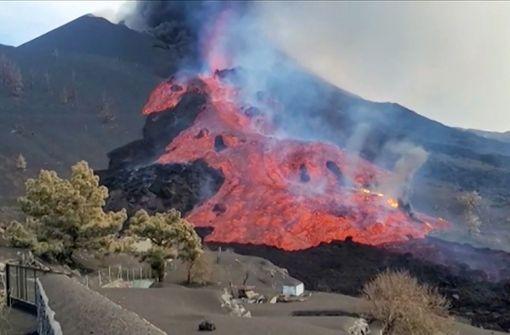 Erdbeben erschüttern Vulkangebiet