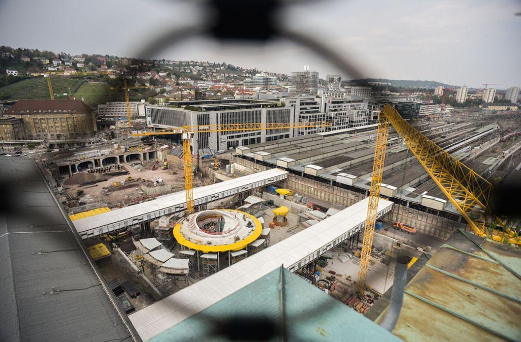Wer bezahlt die Mehrkosten von Stuttgart21? Foto: