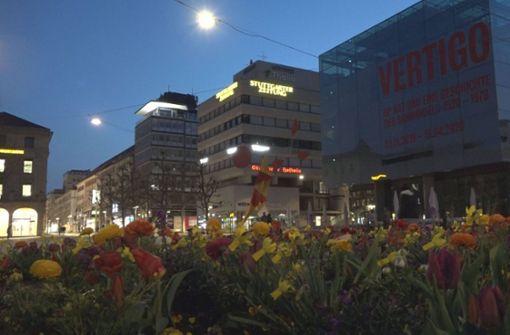 Stuttgart weiterhin im Standby-Modus
