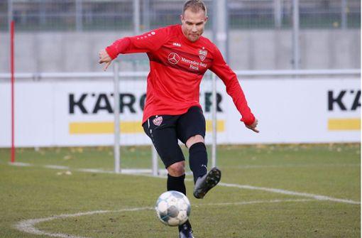 Holger Badstuber trainiert individuell