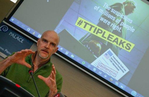 TTIP-Dokumente zeigen Gefahr für Energiewende auf