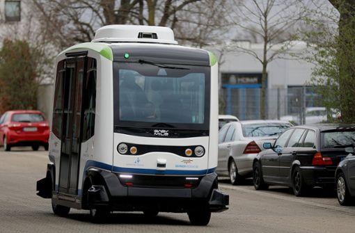 Monheim will erste selbstfahrende Busflotte in Linienbetrieb bringen