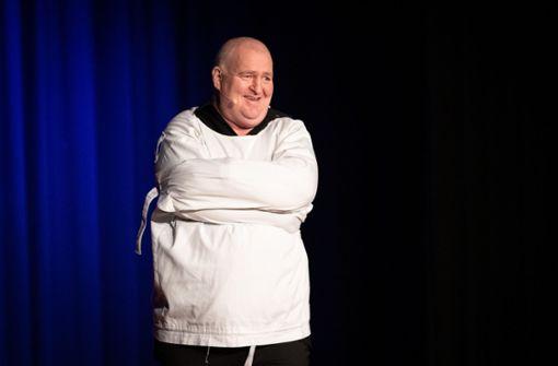 """Comedian über Parkinson:""""Man weiß, wo es enden wird"""""""