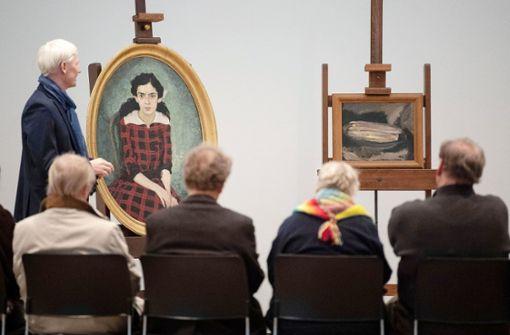 Kunstmuseum identifiziert zwei Gemälde als Nazi-Raubkunst