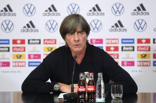 So plant Joachim Löw das Länderspiel in Stuttgart
