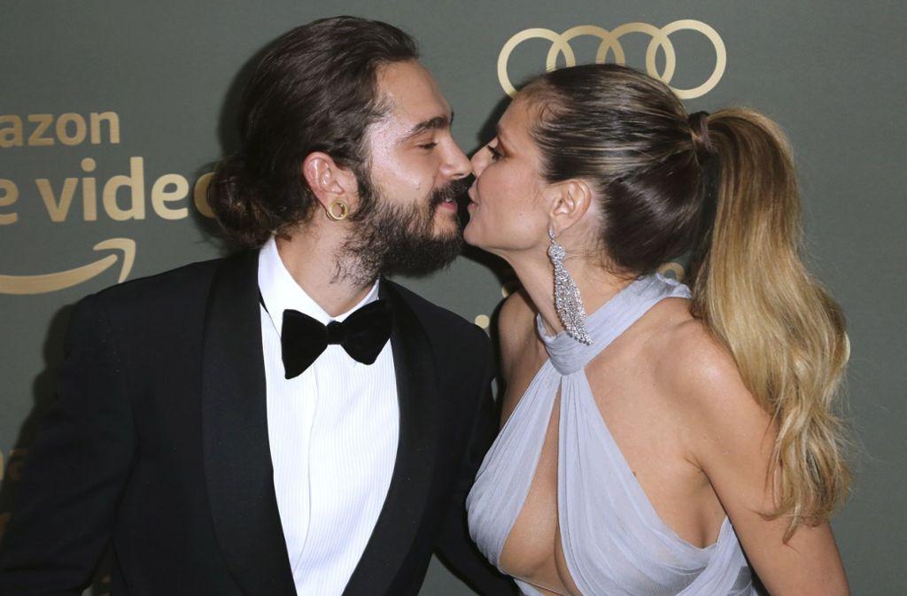 Wo werden Tom Kaulitz und Heidi Klum sich das Ja-Wort geben? Foto: Invision/AP