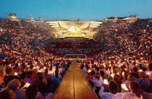 Verona: Ganz große Oper