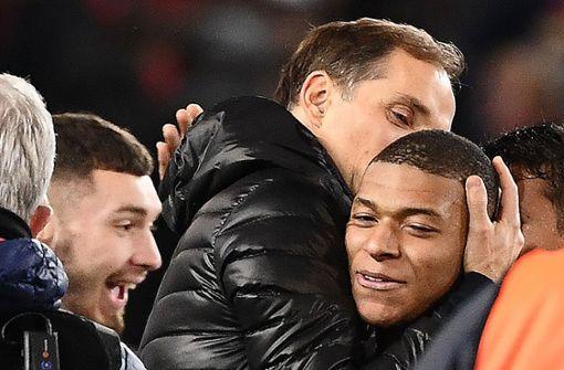 Thomas Tuchel mit Paris Saint-Germain vor Viertelfinale