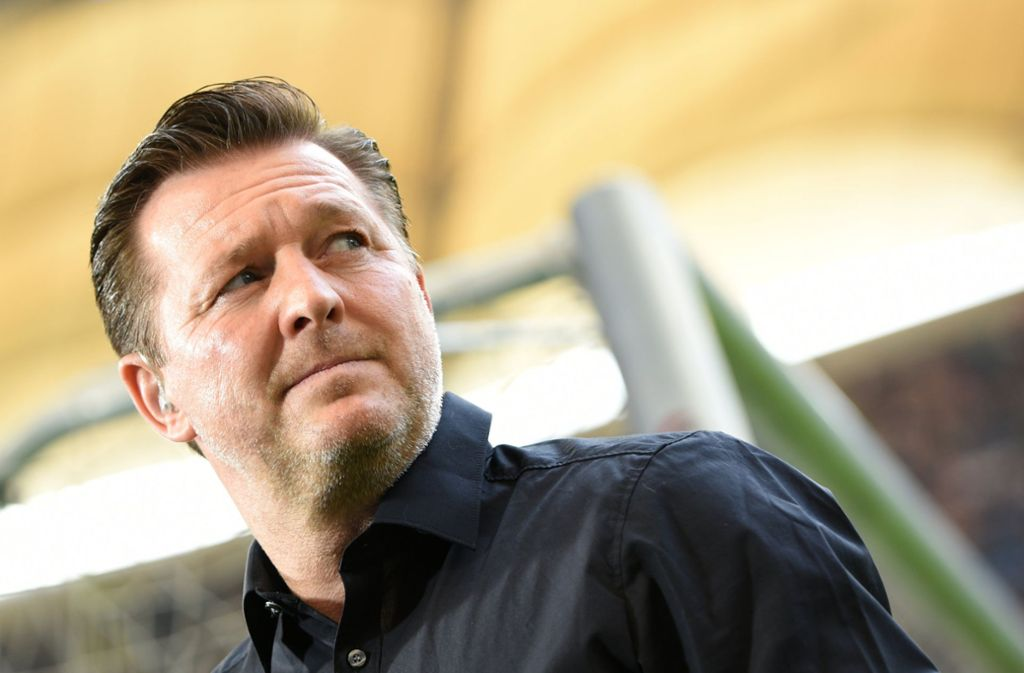 Christian Titz bleibt beim HSV. Foto: dpa