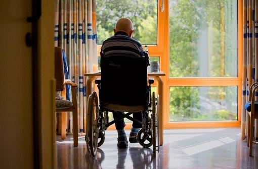 Pflegeheimplätze dringend gesucht