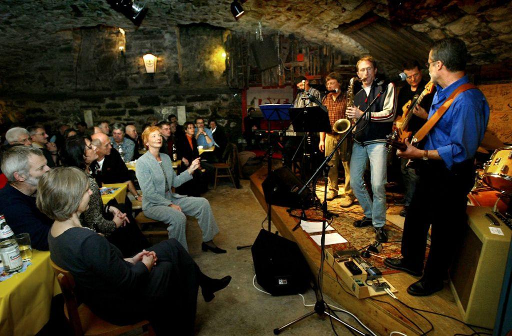 Schon viele Jazzgrößen haben im Esslinger Jazzkeller gespielt. Foto: Rudel/Regenscheit