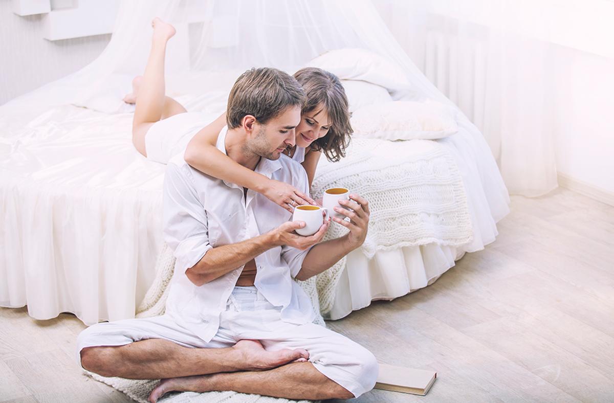 Wohlfühlen zu Hause mit sicherem Gefühl  Foto: Adobe Stock