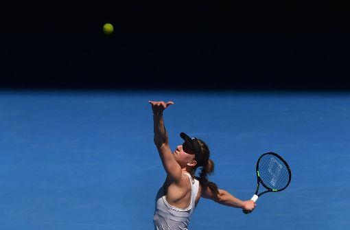 Barthel scheitert im Achtelfinale an Venus Williams