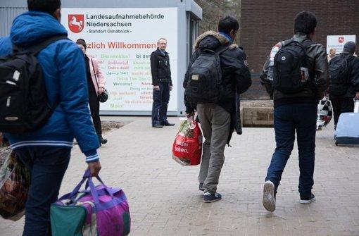 40.000 Flüchtlinge sollen verteilt werden