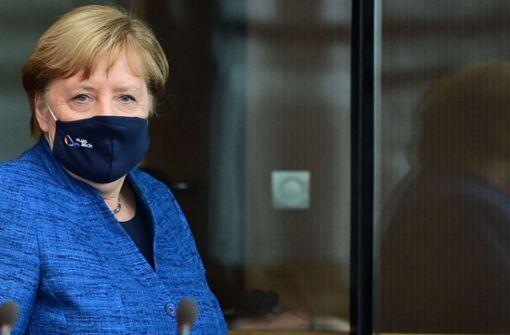 Merkel berät mit Oberbürgermeistern großer Städte über Corona