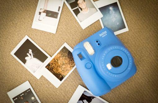 Polaroid - Bilder mit Retrogefühl