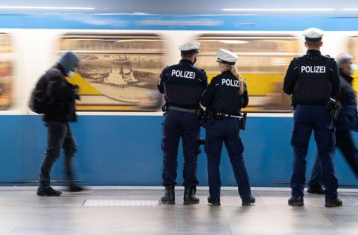 Angriffe auf das Zugpersonal nehmen zu