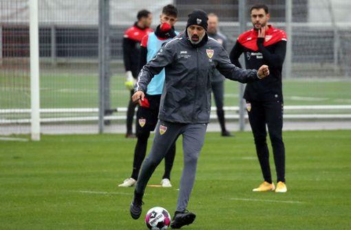 Pellegrino Matarazzo warnt vor der Schalker Wundertüte