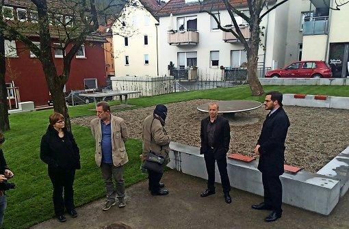 Ein neuer Park für Heslach