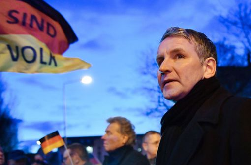 Thüringer AfD zum Verdachtsfall hochgestuft