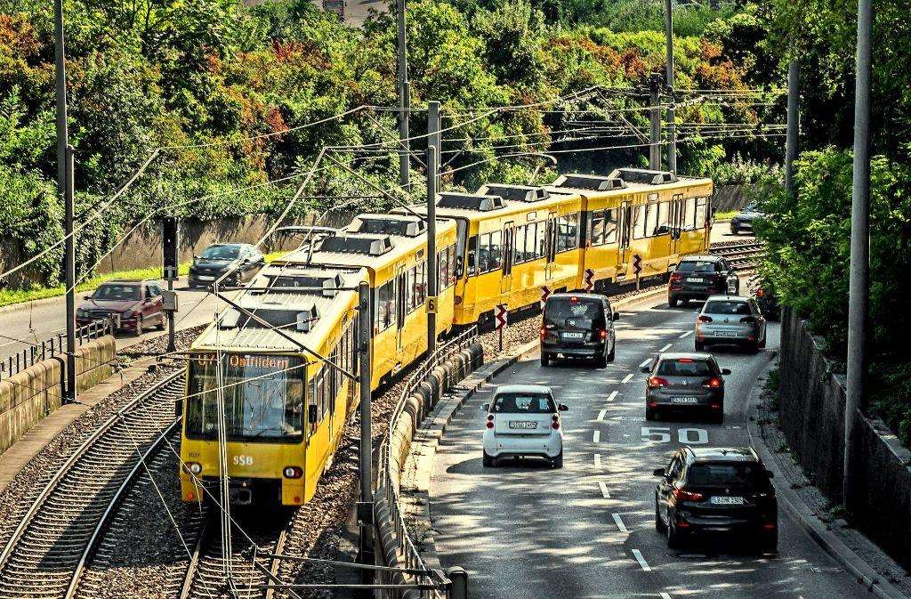 Mehr öffentlich, weniger privat – das ist die Empfehlung einer Studie für die Mobilität der Zukunft. Foto: Lichtgut/Max Kovalenko
