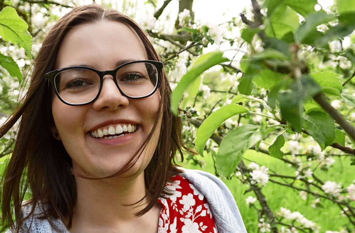 Sabrina Peters Heimatgemeinde, die evangelische Gemeinde  in Stetten, unterstützt ihr Vorhaben, in Rumänien zu helfen. Foto: privat/cf