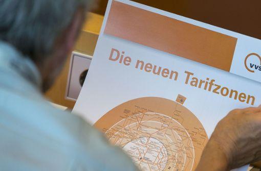 Die VVS-Tarifreform ist ein Erfolg