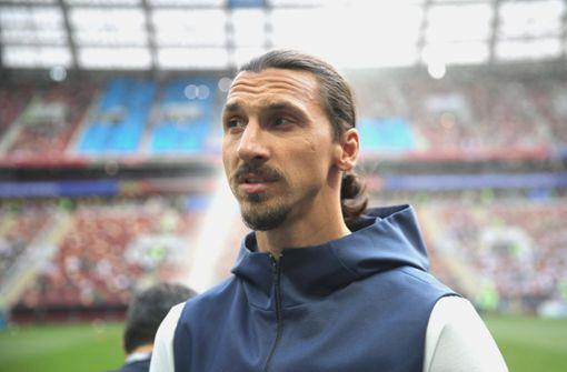 Zlatan Ibrahimovic stichelt gegen Schweden-Elf