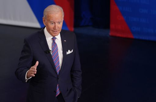 Darum hat sich  Joe Biden  zu  Taiwan bekannt