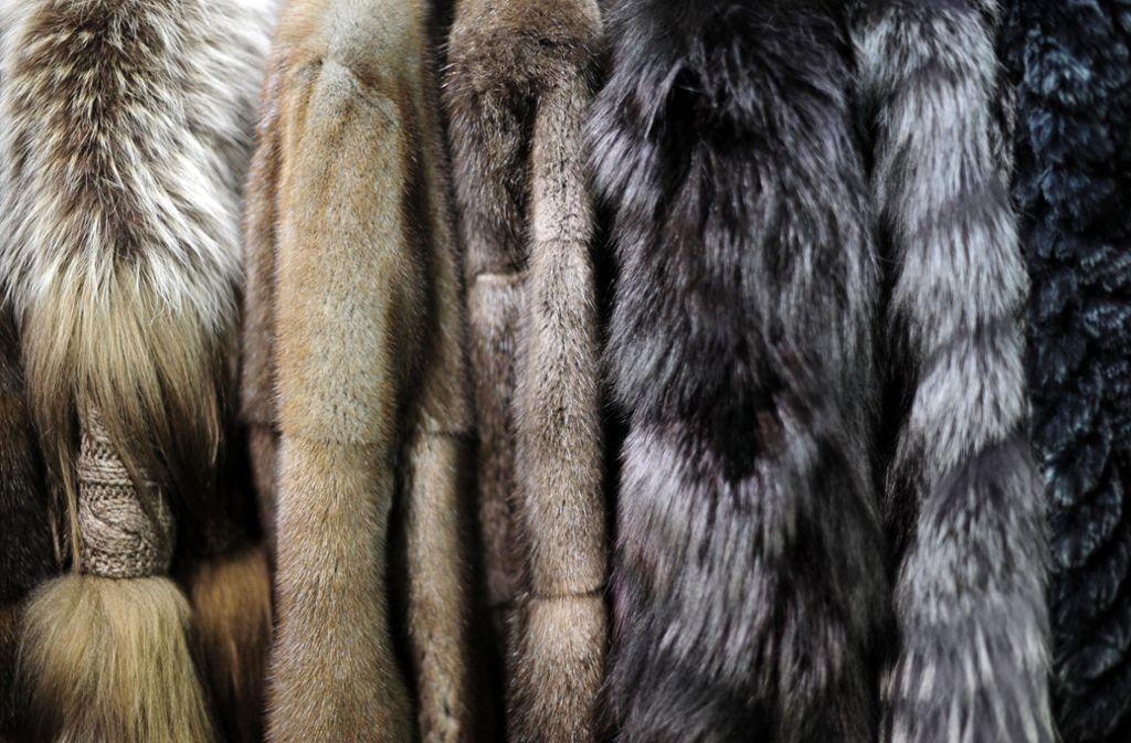 "Prada schloss sich der ""Fur Free Alliance"" an. (Symbolbild) Foto: dpa"