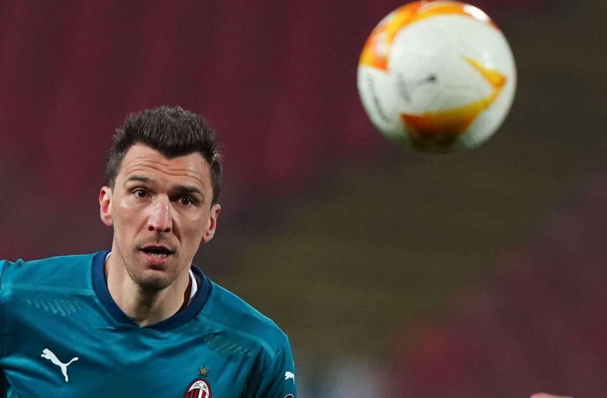 Mario Mandžukić beweist seine soziale Ader. Foto: imago images/LaPresse/Spada/LaPresse