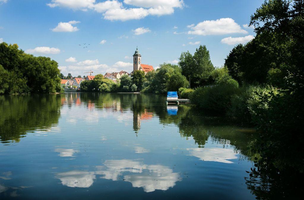 Wie soll der Neckarbereich künftig aussehen? Darüber gehen die Ansichten in Nürtingen auseinander. Foto: Horst Rudel