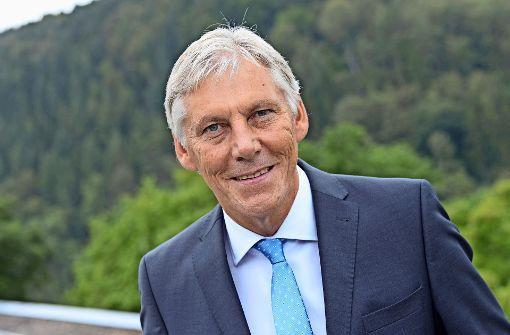Helmut Riegger wiedergewählt