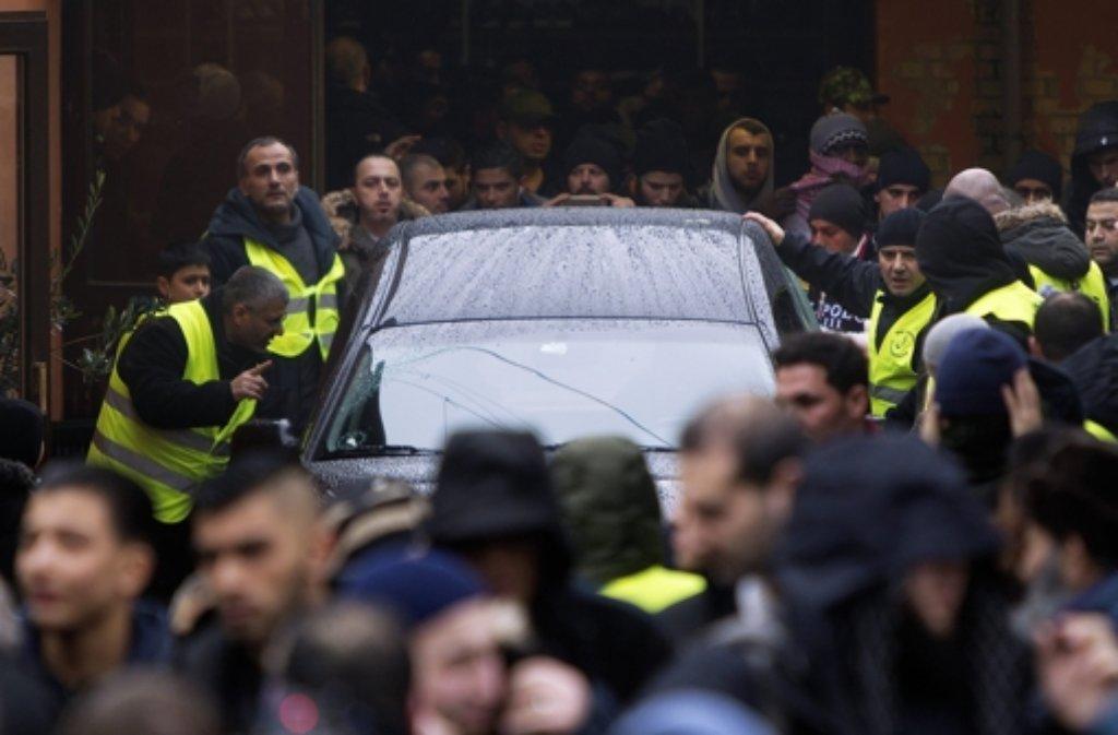 Der Attentäter von Kopenhagen ist am Freitag beerdigt worden. Foto: SCANPIX DENMARK