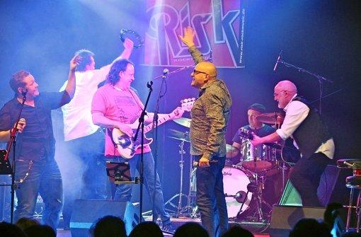 Rock im Gotteshaus