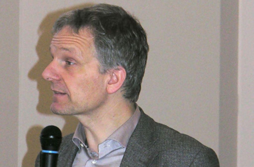 Ludwig Weitz ist der Wunschkandidat von Land und Bahn. Foto: Archiv