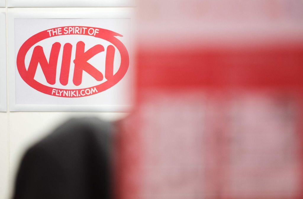 Die insolvente Airline Niki soll an British-Airways-Mutter IAG verkauft werden Foto: AFP