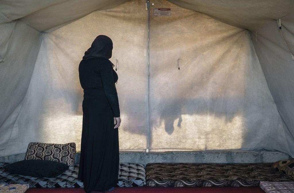 Hilfe für Traumatisierte: An einem neuen Institut in Dohuk werden Therapeuten ausgebildet. Foto: AP