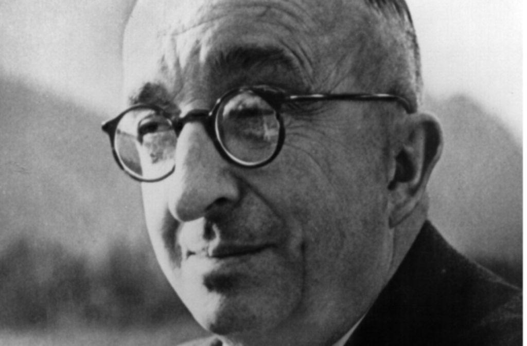 Ernst Heinkel wollte um jeden Preis ein großer Unternehmer werden. Foto: dpa