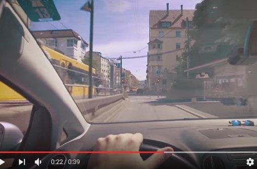 Mit diesem Video will die SSB Unfälle vermeiden