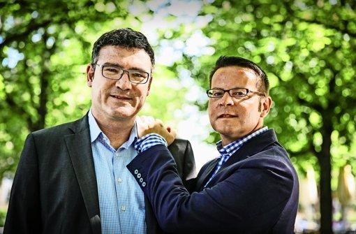 """""""Schwulenwitz am Parteistand darf sein"""""""