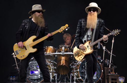 Die Rückkehr der Bluesrock-Zottelbärte